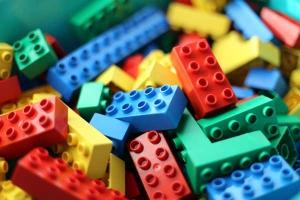 لگو یکی از اولین درس های ریاضی است